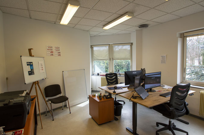 Bureau Level 1 Vieux-Thann Agence de communication